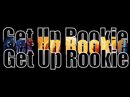 Get Up Rookie vol.100