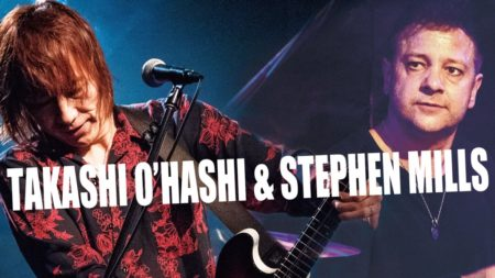 TAKASHI O'HASHI & STEPHEN MILLS - Independent Souls Union Tour –