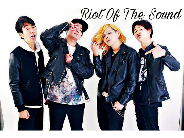 Riot Of The Sound
