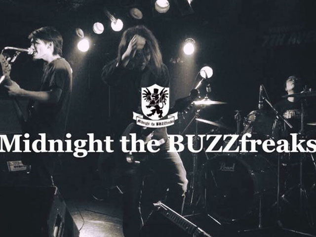 Midnight the BUZZfreaks