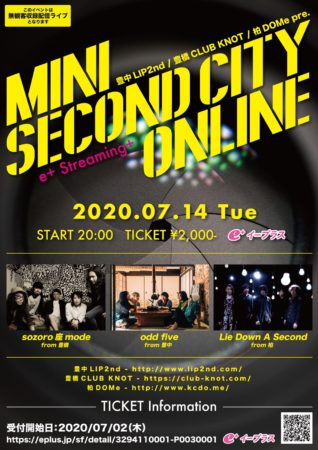 MINI SECOND CITY ONLINE